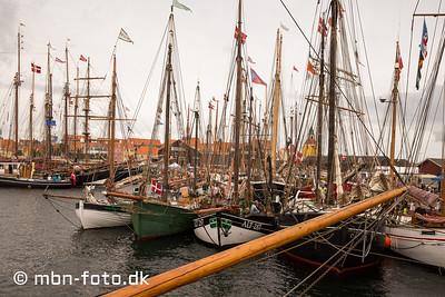Fyn Rundt For Bevaringsværdige Sejlskibe 27/07 2017