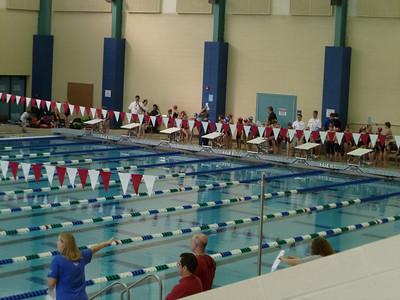 Hondorf's Swim Meet