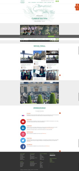 insead grad website