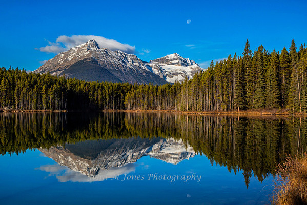 Canadian Rockies - Nov 2013