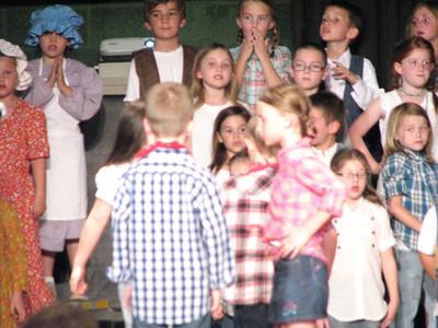 Broadway 1st grade spring musical