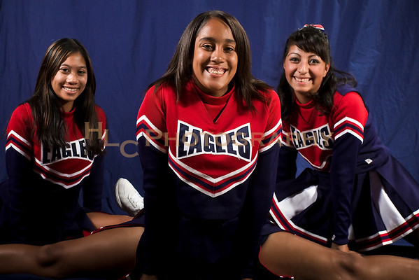 2009 JV Cheer Squad