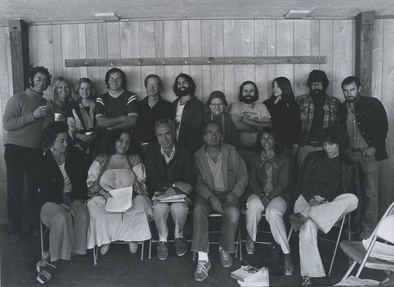 1978 - David Perleuau Wkshp w Frolich @ top 4 from left.jpeg