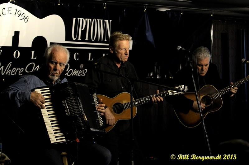 Denis Keldie, Russell deCarle, Steve Briggs - Russell deCarle Trio at the Uptown Folk Club 054