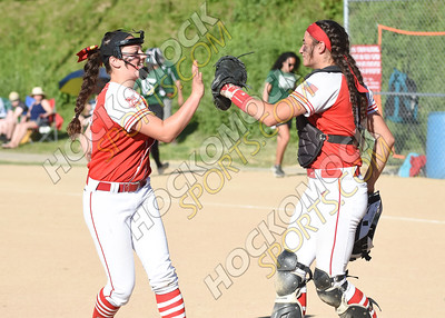 North Attleboro - Dartmouth Softball 6-8-19