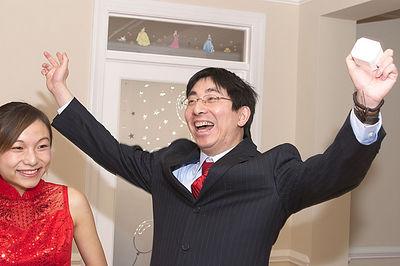 Jie and YuYu - Dec. 26, 2005