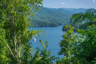 Fontona Lake & Dam