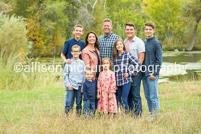 Larsen Family Proof Album 2019