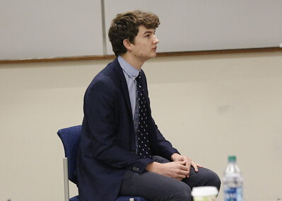UCONN -Princeton Mock Trial October 27, 2019