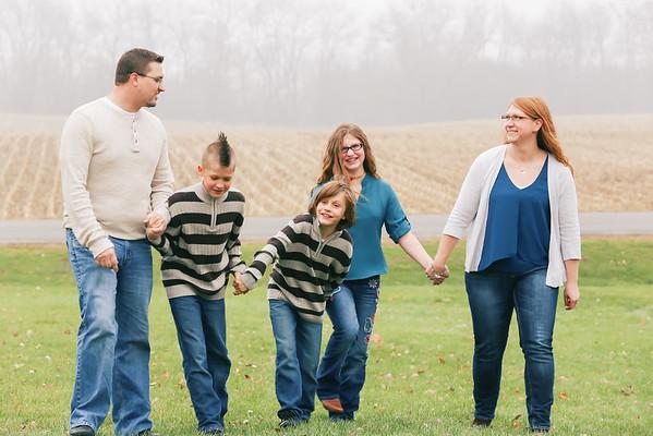 Bepristis Family