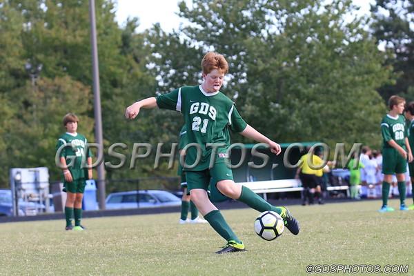 MS BOYS GREEN VS. CALDWELL 09-25-2019