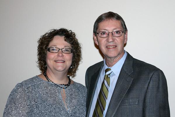 Steve and Emily Murphy