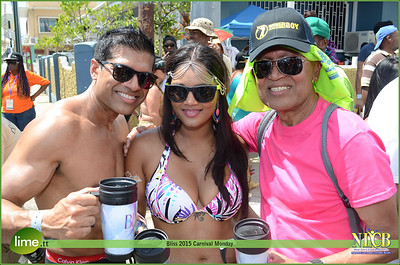 Bliss 2015 Carnival Monday
