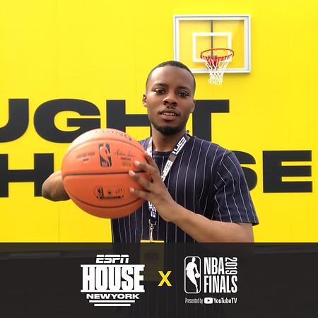 ESPN House New York NYC Pod 1 Photos