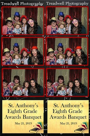 St. Anthony's May Photo Booth