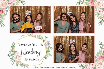 Kayla Ow and David Liu's Wedding