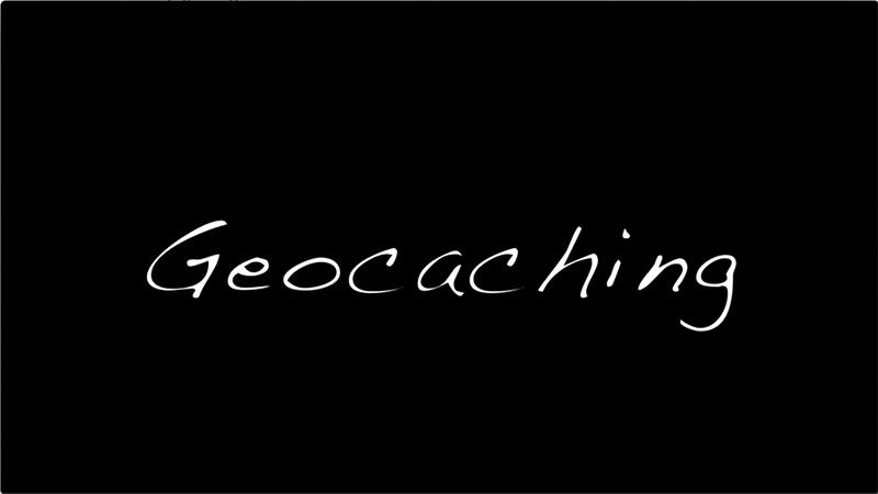 Geocaching // 2012