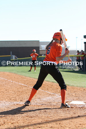 La Porte Varsity Softball vs Nederland 2/5/2011