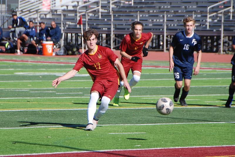 LCHS Varsity Soccer