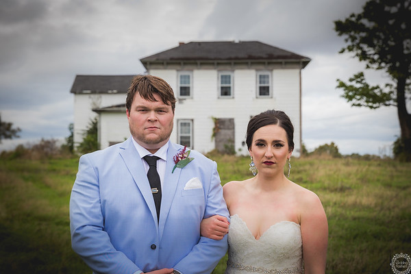 Scott & Megan