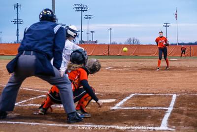 Varsity Softball v Mount Vernon 3/24/18
