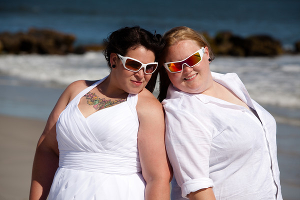 Angela and LaHawnah 06-27-2012