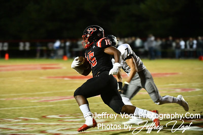 10/25/2019 Quince Orchard HS vs Northwest HS Varsity Football, Photos by Jeffrey Vogt Photography