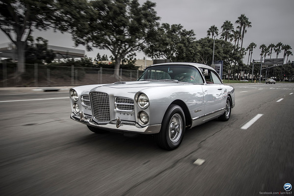 Facel Vega FV4 Typhoon