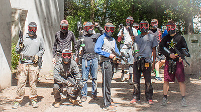 Riddervon Paintball Trip 2017
