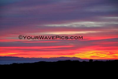 2012 Sunsets