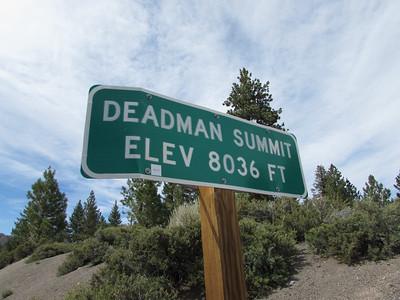 CA- Deadman Summit