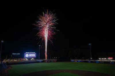 2021-05-11 - Post Game Fireworks