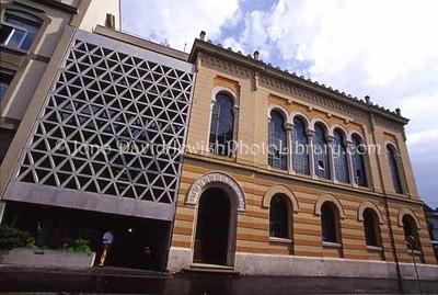 SWITZERLAND, Bern. Bern Synagogue. (2006)