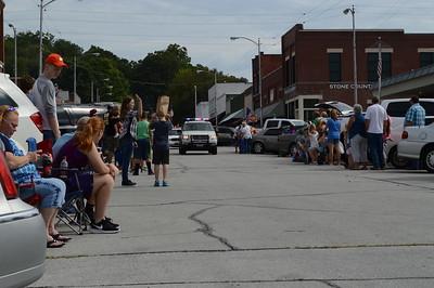 Crane Broilerfest Parade 2017