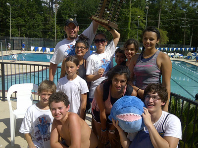 2011 Swim Team