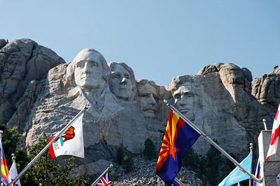 Mt Rushmore