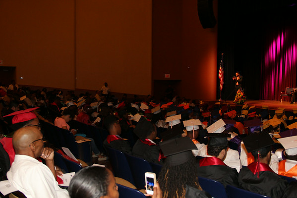 Robert Straughter High School Graduation