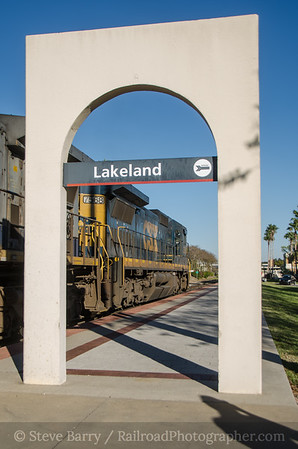 CSX Transportation Lakeland, Florida December 14, 2014
