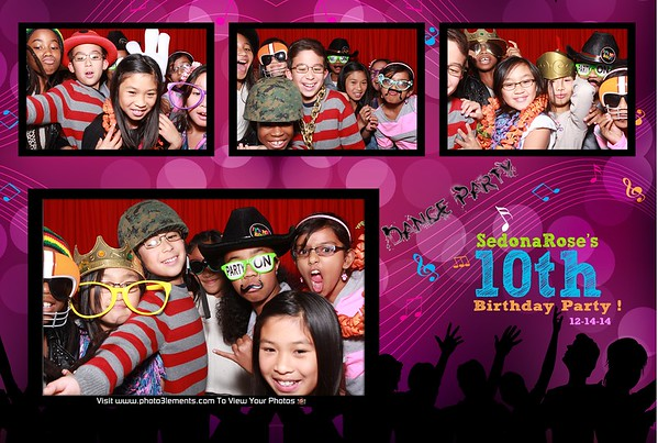 SedonaRose's Dance Party 12-14-14