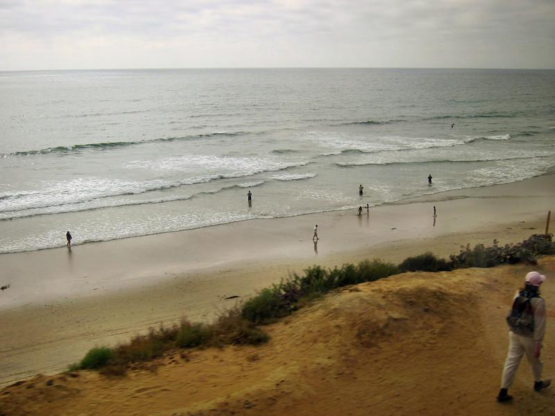 Amtrak's Pacific Surfliner to San Diego