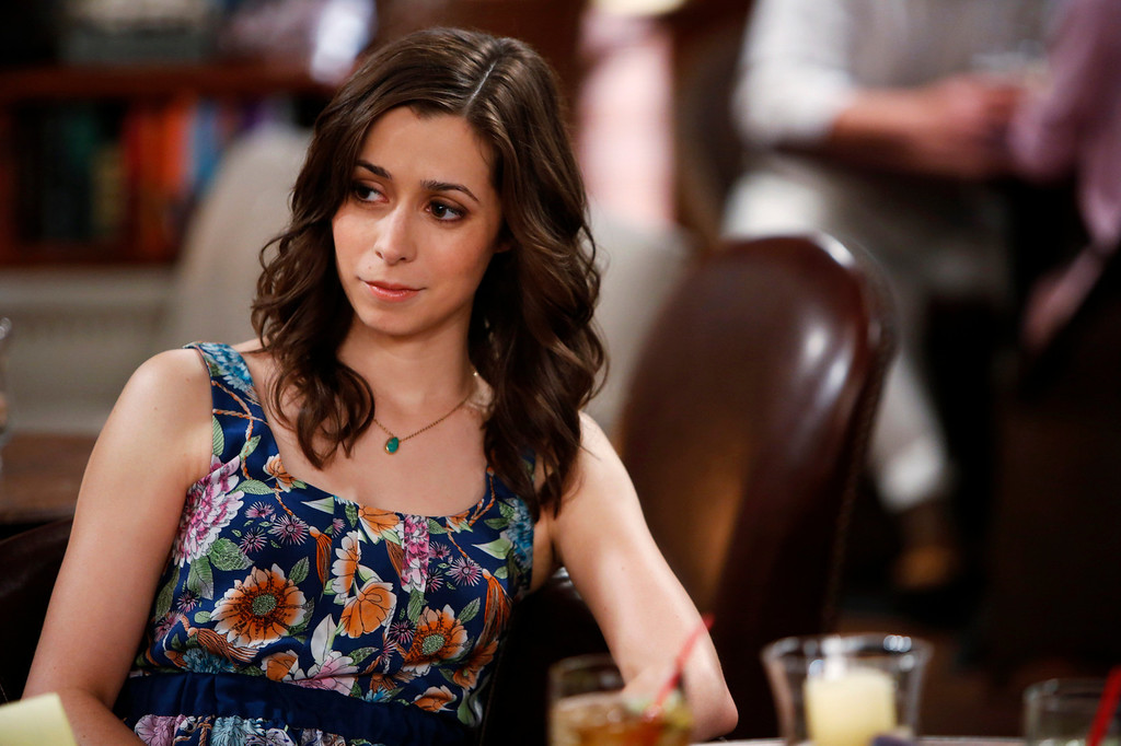 ". ""Coming Back\"" -- The wedding weekend is here! The ninth season of HOW I MET YOUR MOTHER premieres with a special one-hour episode, Monday, Sept. 23 (8:00-9:00 PM, ET/PT) on the CBS Television Network. Pictured Cristin Milioti as The Mother.  Photo: Cliff Lipson/CBS ���© 2013 CBS Broadcasting, Inc. All Rights Reserved."