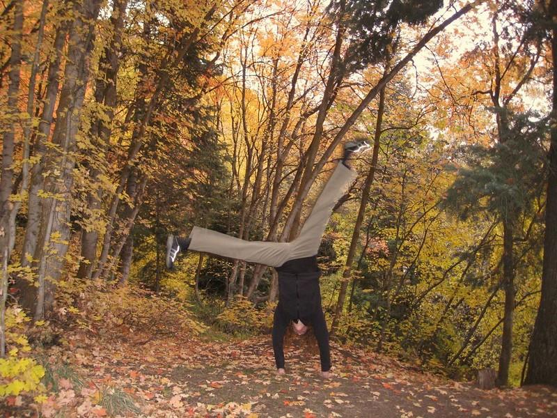 Stacee Calderon - Millcreek Canyon, UT - 10/2008