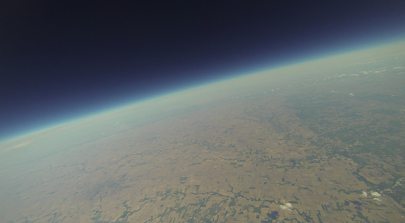 ~57,000 feet