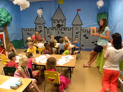 2013 VBS Day One