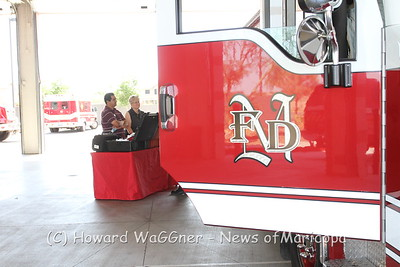 1st annual MFD open house 5-18-2013