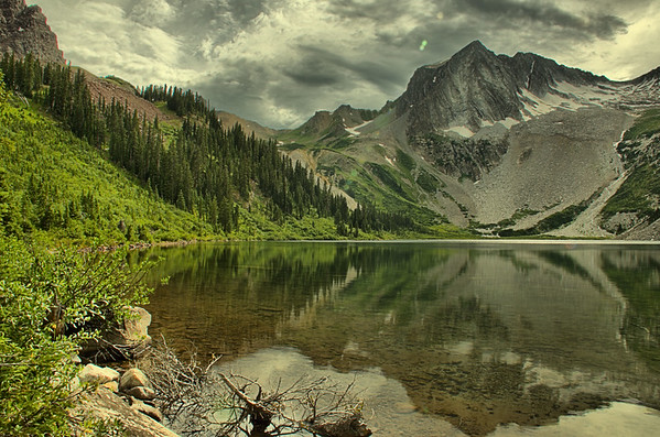 Maroon Bells / Snowmass Wilderness 7/2015