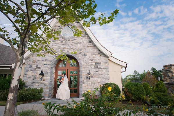Mirbeau Inn & Spa at Pinehills Plymouth Wedding Photos