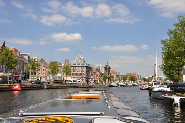 Canalcruise Haarlem
