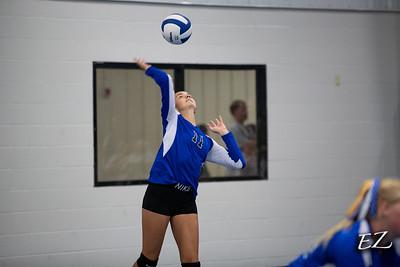 RCS Volleyball 8th Grade 2019