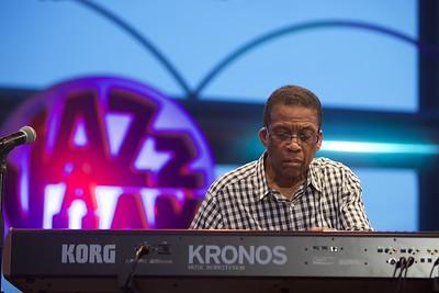 Herbie Hancock and Chick Corea at Jazz à Juan 2015 7